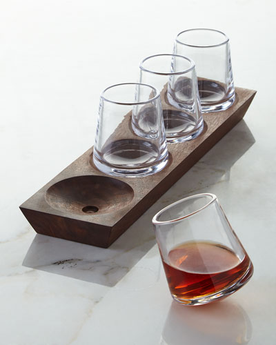 Ludlow Cordial Glass Set