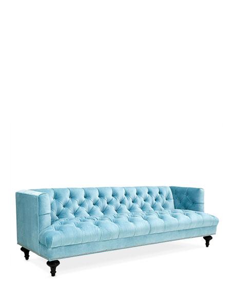 jonathan adler baxter sofa. Black Bedroom Furniture Sets. Home Design Ideas