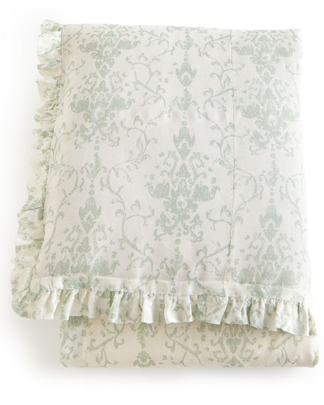 Amity Home King Riva Floral Duvet Cover