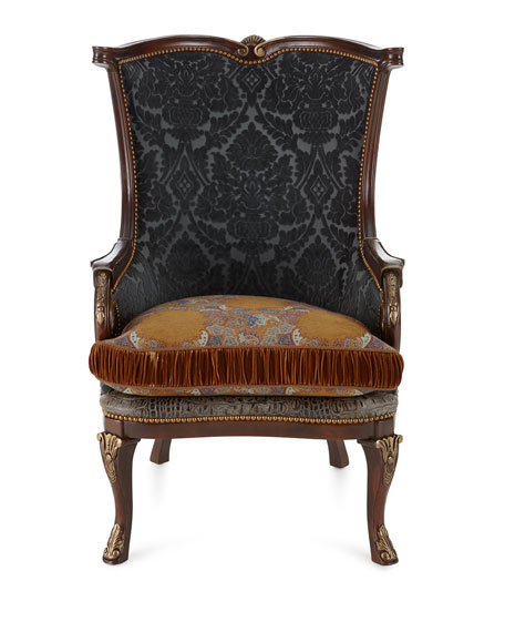 Dominique Wing Chair