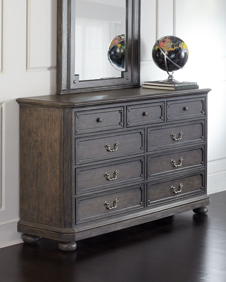 Matilda Nine-Drawer Dresser