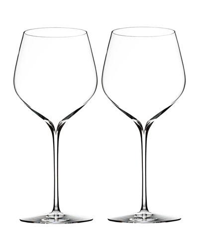 Elegance Cabernet Glasses, Set of 2