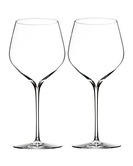 Waterford Crystal Elegance Cabernet Glasses, Set of 2