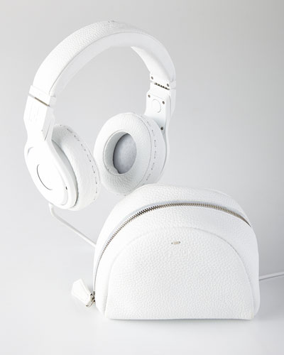 FENDI White Beats On-Ear Headphones