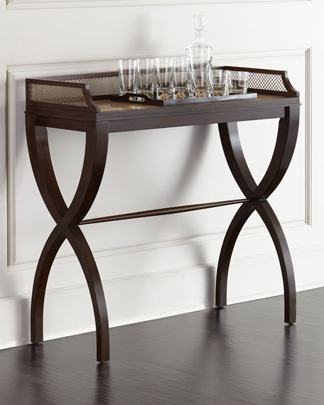 Hooker Furniture Calexio Consulate Side Table