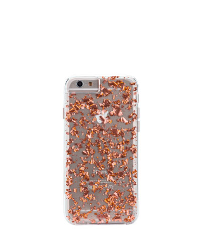 Neimanmarcus Rose Gold Karat iPhone 6/6S Case