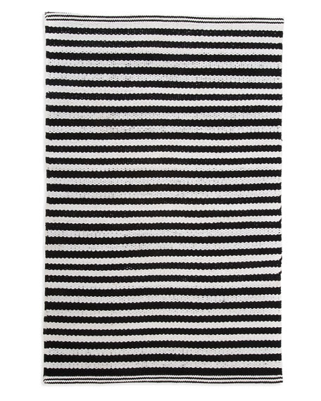 MacKenzie-Childs Stripe Scatter Rug, 2' x 3'