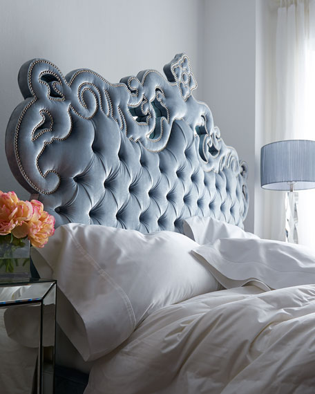 Julia Tufted California King Bed