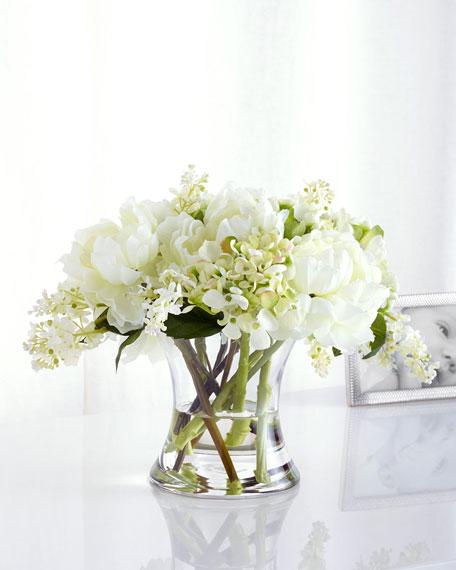 Florence de Dampierre Windy Faux-Floral Arrangement