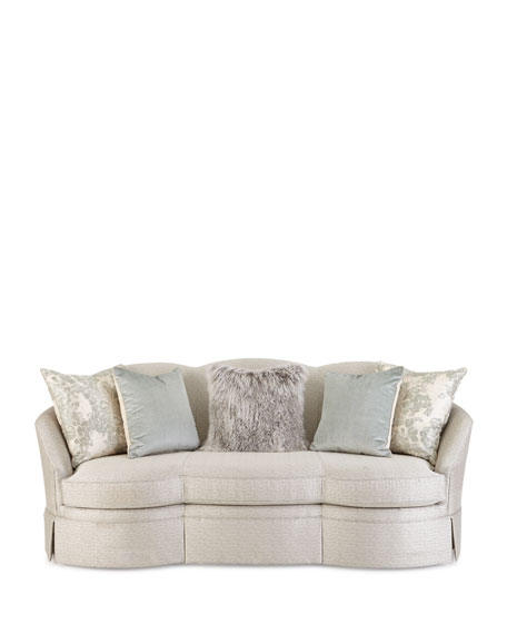 Exquisitely Sage Sofa