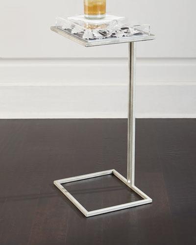 Silver-Leaf Gingko Table