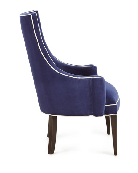 Image 3 of 4: Haute House Classic Pat Chair