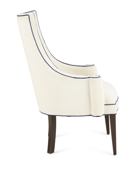 Image 4 of 4: Haute House Classic Pat Chair