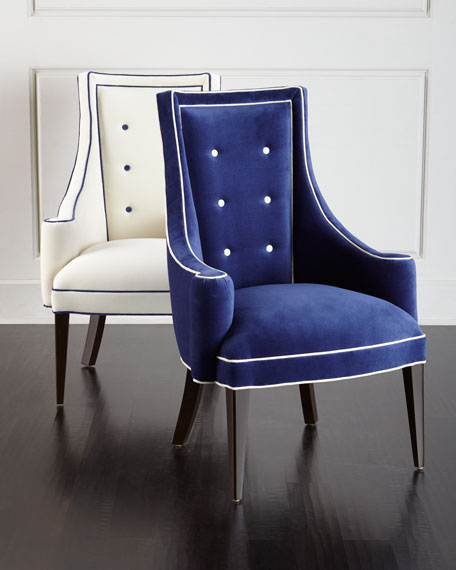 Image 1 of 4: Haute House Classic Pat Chair