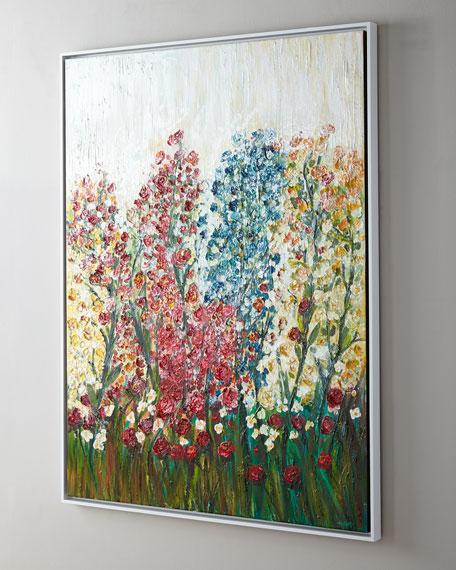 "RFA Fine Art ""Full of Stars"" Original Painting"