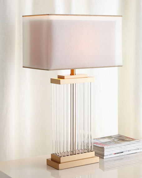 Annika Rectangular Lamp