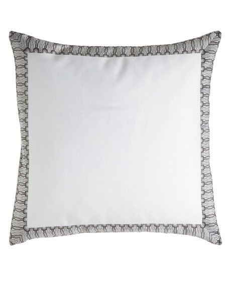 European Gemstone-Border Sham