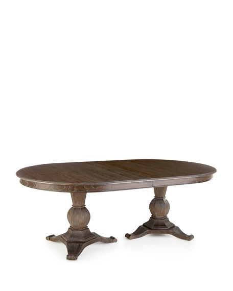 Mayfield Pedestal Dining Table