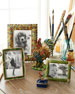 """Floral Ruffle-Edge 5"""" x 7"""" Picture Frame"""