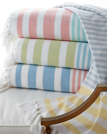 Kassatex Milas Fouta Beach Towel