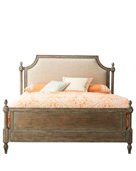 Cortina King Poster Bed