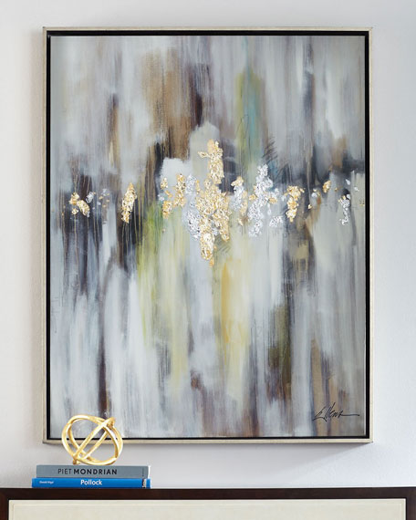 """""""Behind the Veil"""" Giclee on Canvas Wall Art Painting"""