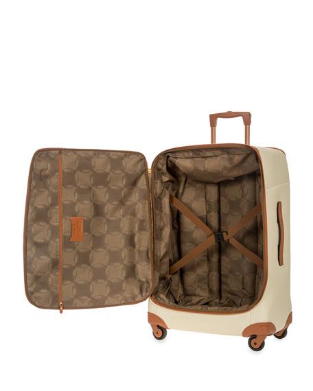 "Firenze Cream 30"" Light Spinner Luggage"