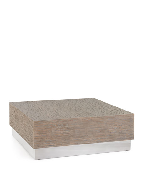 Russett Square Coffee Table