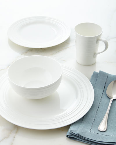 16-Piece Ciara Dinnerware Service : contemporary tableware - Pezcame.Com
