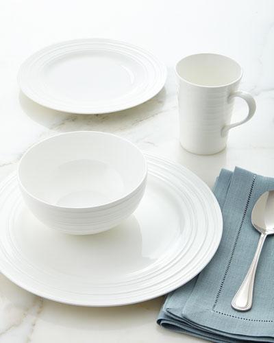 16-Piece Ciara Dinnerware Service & Designer Dinnerware at Neiman Marcus