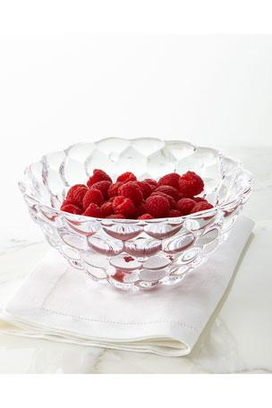Orrefors Kosta Boda Raspberry Small Bowl