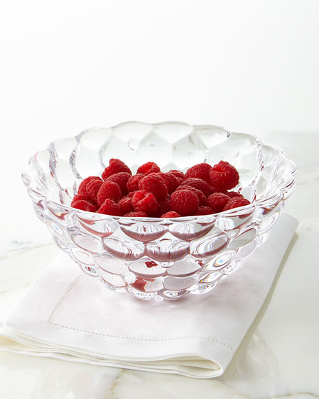 Orrefors Kostaboda Raspberry Small Bowl