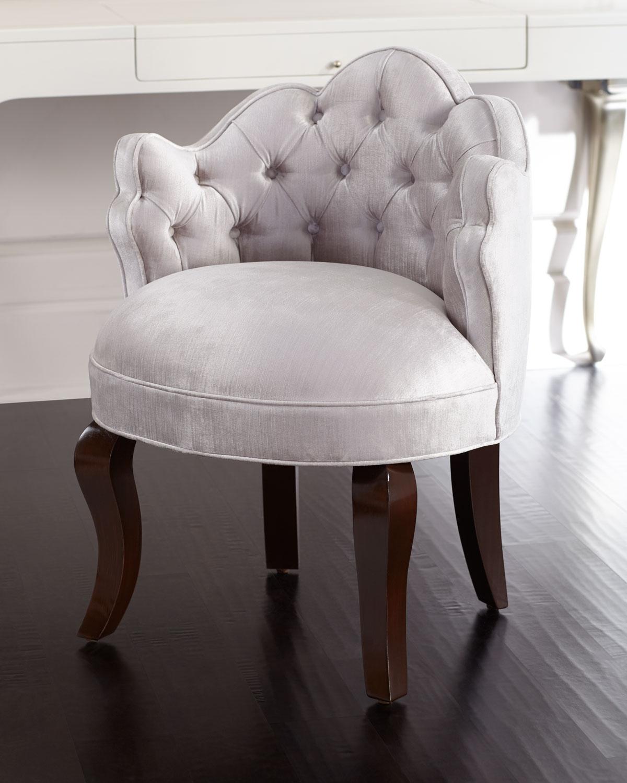 Pleasant Princess Vanity Chair Creativecarmelina Interior Chair Design Creativecarmelinacom