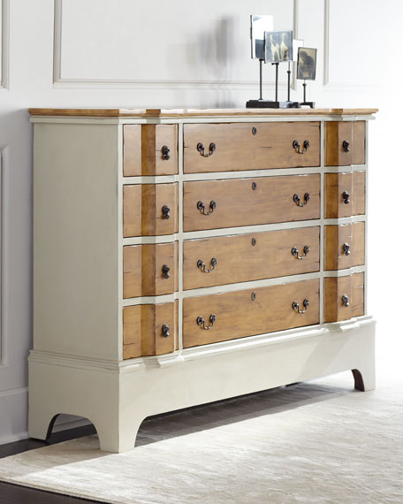 Cottage Gray Chest