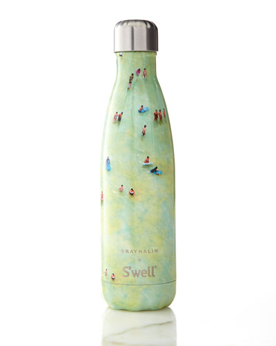 Gray Malin Sydney Swimmers 17-oz. Reusable Bottle