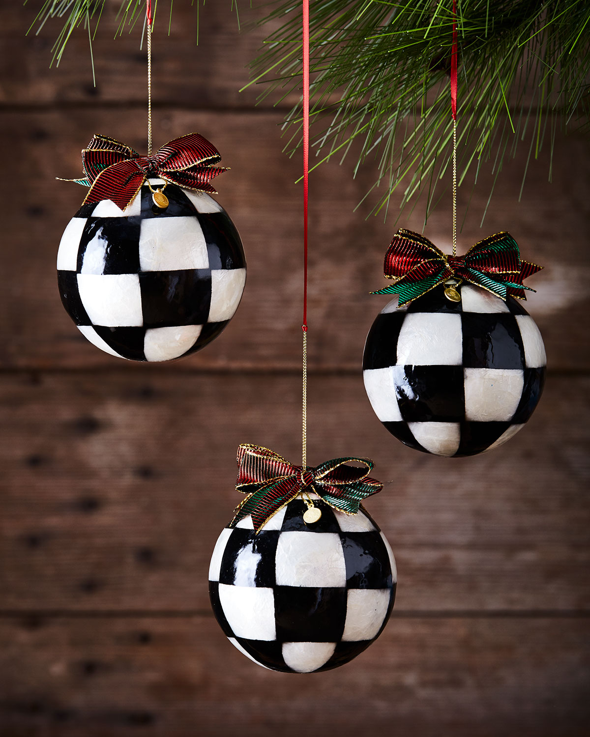 jester fancy large christmas ball ornaments set of 3 - Large Christmas Ball Ornaments