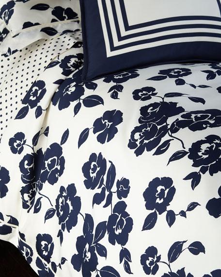 Ralph Lauren Home Full/Queen Modern Glamour Serena Duvet