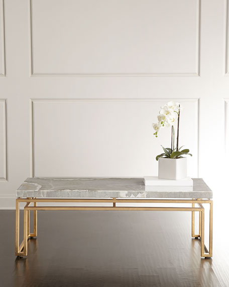 Cynthia Rowley for Hooker Furniture Serendipity Coffee Table