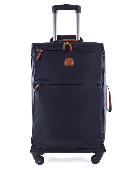 X-Bag 30-Inch Spinner Suitcase - Blue, Navy