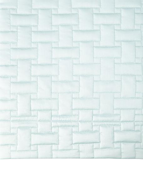 Full/Queen Basket Weave Quilt