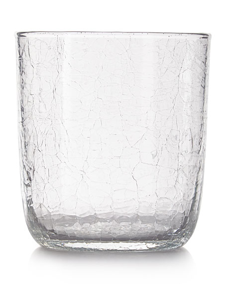 Juliska Hugo Double Old Fashioned Glass