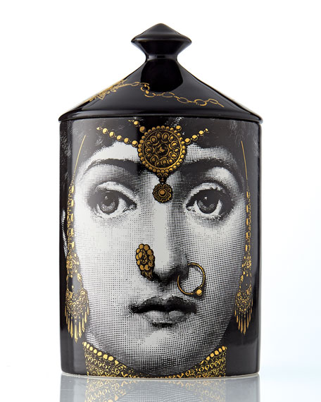 Image 2 of 4: Fornasetti Fornasetti L'Eclaireuse Scented 300gr Candle