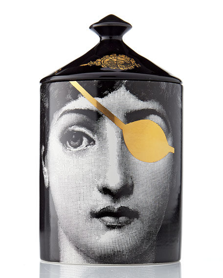 Image 4 of 4: Fornasetti Fornasetti L'Eclaireuse Scented 300gr Candle