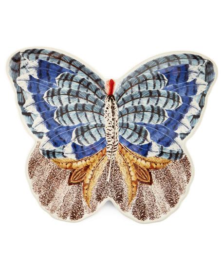 Juliska Forest Walk Butterfly Platter