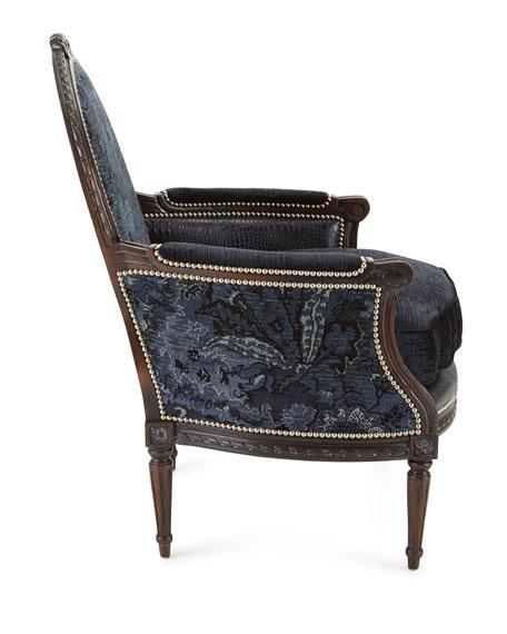Massoud Jayleen Bergere Chair