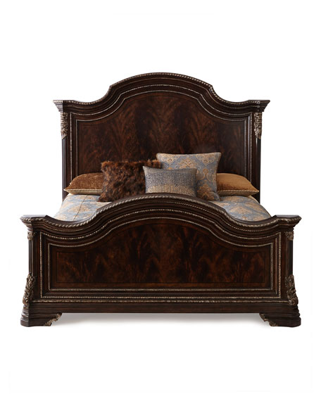 Montgomery King Panel Bed