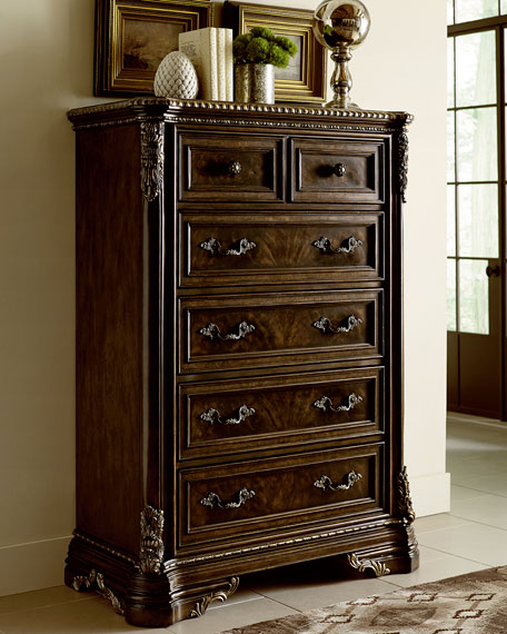 Montgomery Six Drawer Chest