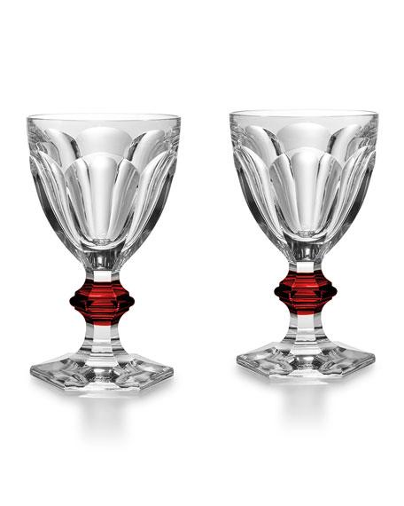 Baccarat Harcourt 1841 Glasses, Set of 2