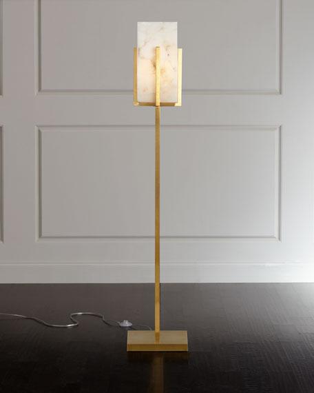 Ghost Floor Lamp