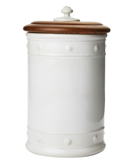 "Juliska Berry & Thread 11.5"" Canister"